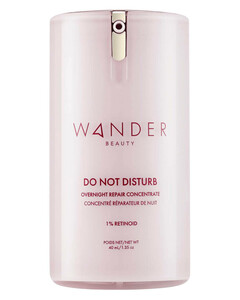 Do Not Disturb Overnight Repair Concentrate