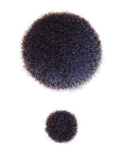 Dual-Ended Foundation & Concealer Brush