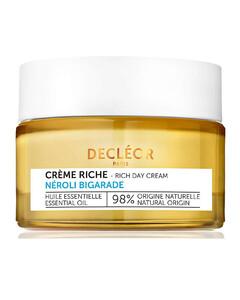 R Neroli Bigarade Essential Oil Hydrating Rich Day Cream 50ml