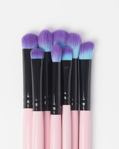 Millennial Pink 8 Piece Eye Blending Set