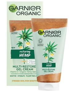 Organic Hemp Multi-Restore Gel Cream 50ml
