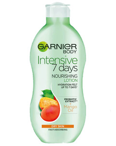 Intensive 7 Days Mango Probiotic Extract Body Lotion Dry Skin 400ml