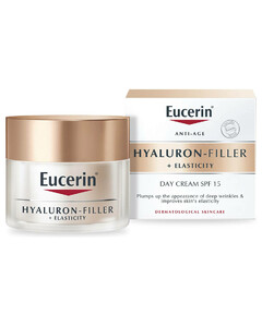 Hyaluron-Filler + Elasticity Day Cream SPF 15 50ml