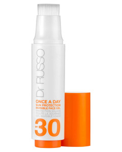 Once a Day SPF30 Sun Protective Face Gel Tan Accelerator with Parfum 15ml