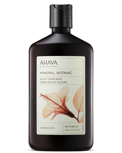 Mineral Botanic Velvet Cream Wash - Hibiscus and Fig 500ml