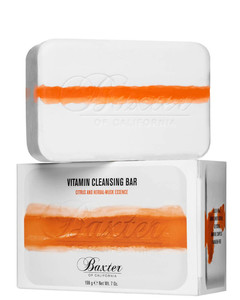 Vitamin Cleansing Bar Citrus and Herbal Musk 198g