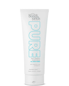 Pure Self Tanning Sleep Mask 75ml