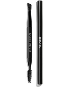 <STRONG>PINCEAU DUO SOURCILS N°207</STRONG> dual-ended brow brush