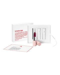 The Deep Reds Pink Lipstick Set
