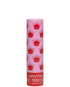 Lip Care Bee Princess Bio-Eco - Apricot & Honey 4.4g