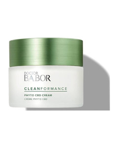 Doctor Babor Cleanformance Phyto CBD 24H Cream 50ml