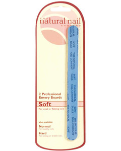 ssional Emery Boards - Soft Nails