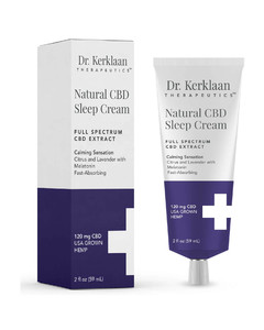 Sleep Cream 2 oz