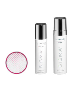 Brush Cleanser Trio