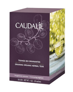 Draining Organic Herbal Teas (30g)