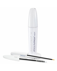 Lipocils Platinium 2-in-1 Serum for Eyelash Care, Density and Natural Pigmentation