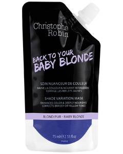 Shade Variation Mask - Baby Blonde Pocket