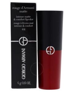Rouge D'Armani Matte Lipstick, Color 401 Red Fire