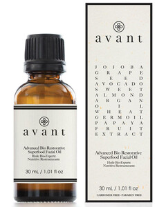 Advanced Bio Restorative Superfood Facial Oil 30ml