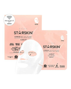 Close-Up™Coconut Bio-Cellulose Second Skin Firming Face Mask