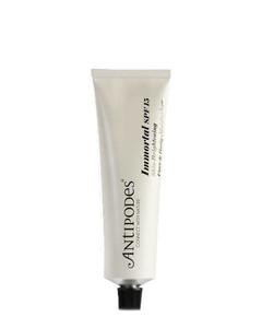 Immortal SPF15 Skin-Brightening Face and Body Moisturiser 60ml