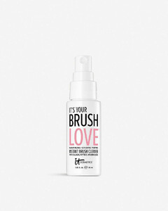 Brush Love travel-sized brush cleaner 30ml