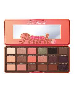 Sweet Peach eye shadow palette