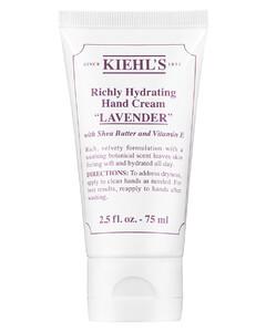 Richly Hydrating Hand Cream Lavender 75ml