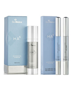 HA5 Rejuvenating Hydrator and HA5 Smooth and Plump Lip System (Worth 246)