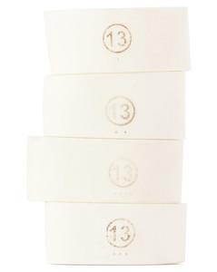 SSENSE发售白色Line 13系列餐巾架套装