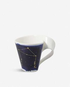 New Wave Stars Libra porcelain mug 300ml