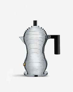 Pulcina aluminium casting espresso coffee maker 16.5cm