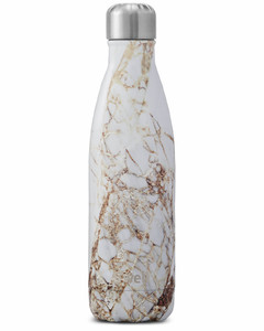 The Calacatta Gold Water Bottle 500ml