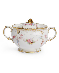 Royal Antoinette Sugar Bowl