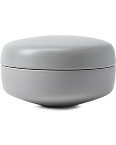 Flow Medium Glazed Porcelain Plate