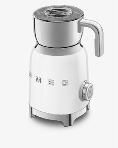 MFF01 logo stainless steel milk frother