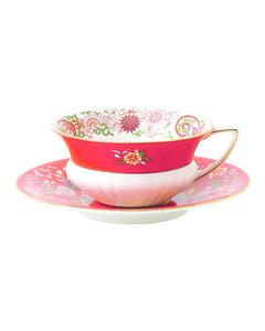 Wonderlust Teacup And Saucer