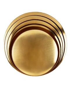 金色小号Form餐碗套装