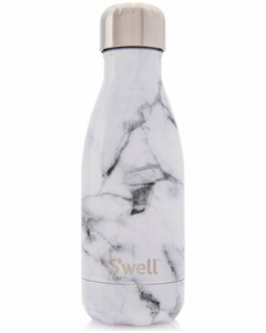 The White Marble Water Bottle 260ml