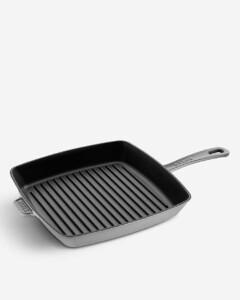 Cast iron grill pan 30cm