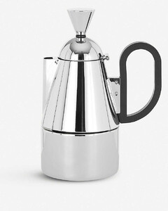 Brew stainless steel stove top coffee maker