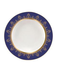 Prestige Anthemion Blue Soup Plate (23cm)