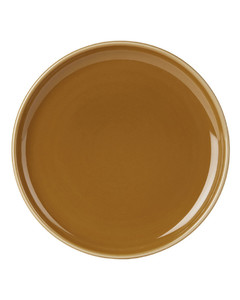 黄褐色Bilancia S Flat餐盘套装