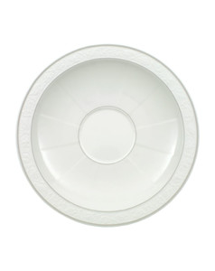 Gray Pearl Breakfast Cup Saucer
