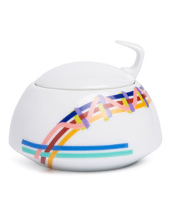 Hybrid Zaira Bone China Salad Bowl