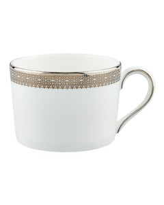 Lace Platinum Teacup