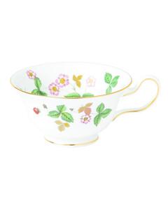 Wild Strawberry Peony Teacup
