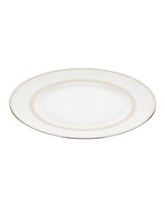 Lace Platinum Plate (27cm)
