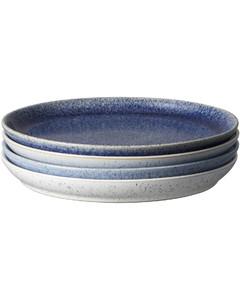 Lace Gold Soup Plate (23cm)