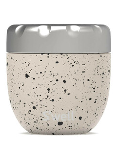 Eats 2 in 1 Speckled Moon Nesting Food Bowl - Large